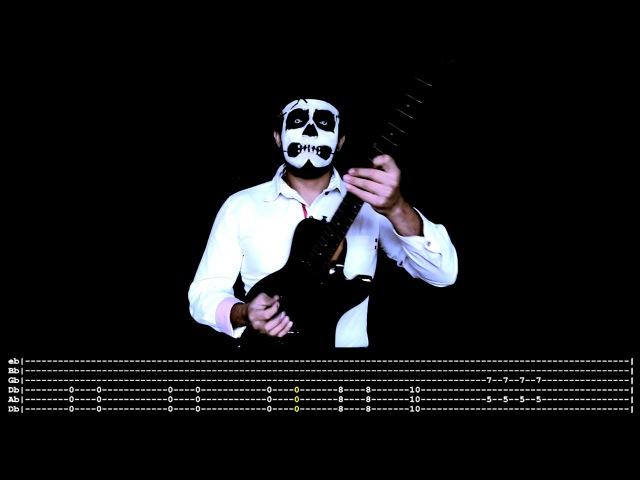 Linkin Park - Faint (Guitar Cover by Masuka W/Tab)