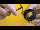 Disassemble diaphragm Canon 24 105 Error 01 Part 3
