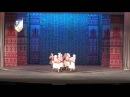Український народний танець Глухівські перетупи ансамбль Молодість