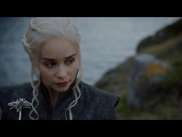 Игра Престолов 7 сезон 3 серия. Король и Королева. Переозвучка