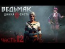 Напали на след Цири! Лютик такой БАЛАБОЛ =DDD The Witcher 3 Wild Hunt №12