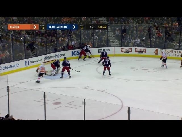 НХЛ 17 18 Сэйв Бобровского 17 02 18