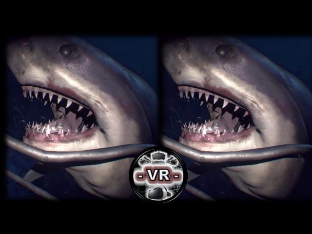 VR VIDEOS 3D SBS Underwater for VR BOX 3D not 360 VR