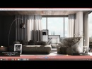 Interior Post Production Photoshop Architecture