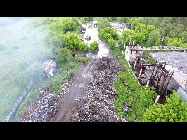 Плюс еще один незаконный полигон отходов в Самарской области