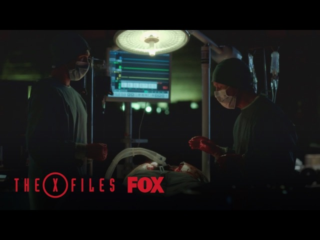 Doctors Open A Patients Body | Season 11 Ep. 9 | THE X-FILES