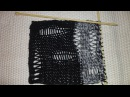 ТРЕНД - ЛАКШЕРИ РВАНЬ / Вяжем модные дырки для рваных свитеров