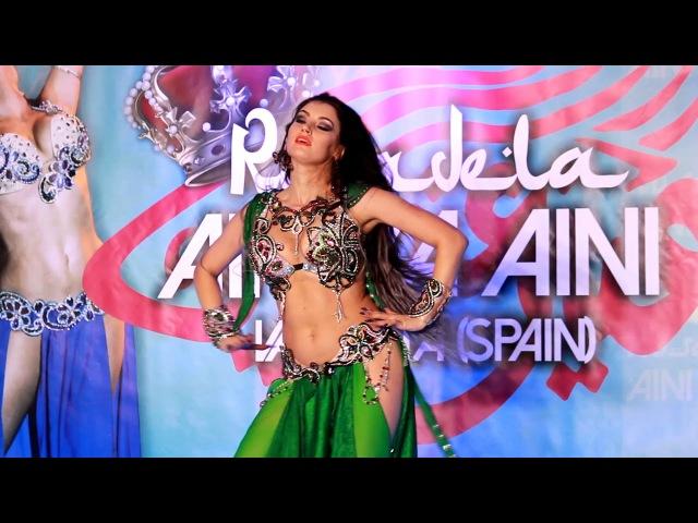 ALEX DELORA - Aini ya Aini 2018 - Valencia, Spain - DRUM SOLO
