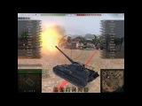 Объект 261 - Эль-Халлуф - Встречный бой