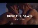ZAYN - Dusk Till Dawn ft. Sia | Nia Mor Choreography | Dance Video