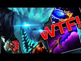 WTF Offlane Winter Wyvern Sniper DMG Build - ZFreek vs Newbee Dota 2