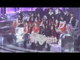 171202 레드벨벳,여자친구,워너원 - 현아 (HYUNA) Lip & Hip 리액션[전체] 직캠 Fancam (2017 멜론 뮤직 어&