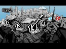 Persona 5 Интервью с Кацурой Хасино rus