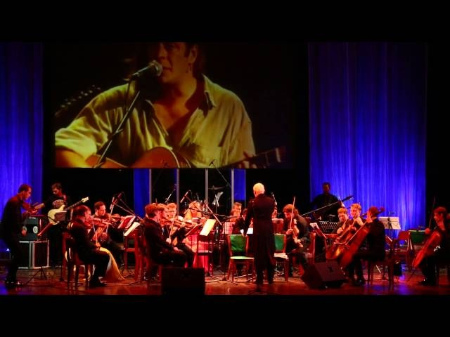 IP Orchestra (Оркестр Игоря Пономаренко) - Город золотой (Аквариум)