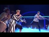 SNL Backpack kid dance (HD)