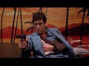Убийство босса. За все нужно платить — «Лицо со шрамом» 1983 сцена 5/10 HD