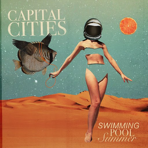 Capital Cities альбом Swimming Pool Summer