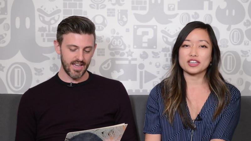 Wario's Wacky Word Challenge – Nintendo Minute