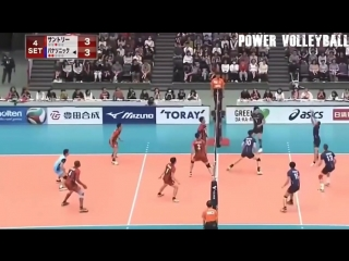 Tricky Sets. Amazing Volleyball Sets. Surprise Attacks (HD).