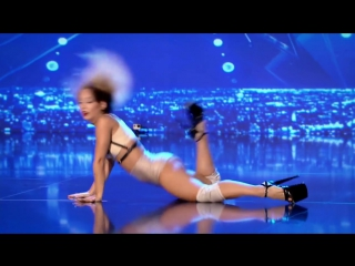 Is This The SEXIEST Audition Yet Erotic Dancer Wows Judges | Got Talent Global | Strip Plastic