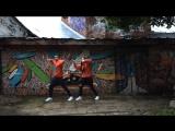 HIP-HOP CHOREO  HELGA &amp ROMA  TOP JAM DANCE STUDIO