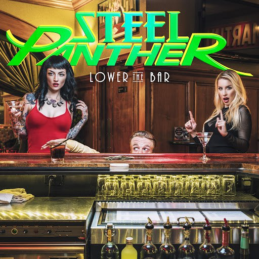 Steel Panther альбом Lower The Bar