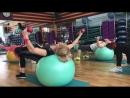 Программа Body Ball Окридж Фитнес
