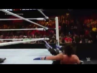 AJ Styles vs Roman Reigns [V/M]