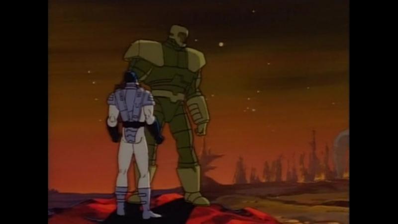 Железный человек 2.7 На дальних границах / Distant Boundries Iron Man 1994-1996