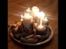 Очень уютная композиция в студии @manufacture 🤗... Купить свечи в Казани 26.07.2017
