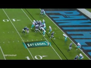 Christian McCaffrey Official NFL Rookie Highlights __ Carolina Panthers Football 2017