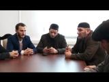 Прихожане насыркотской мечети о нападении на пост в Яндаре.