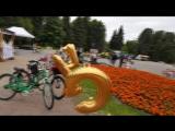 Выставка Электра, привёз велосипеды. Сборка.