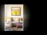 Бежевый цвет в интерьере. Как освежить бежевую комнату. Идеи дизайна интерьера