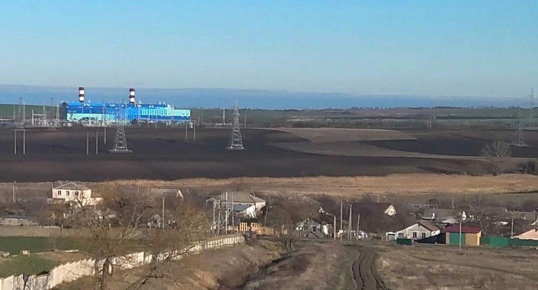 Симферопольская тепловая электростанция