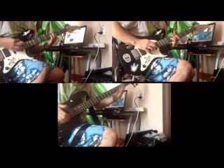 Моя короткая импровизация (или когда дома скучно)