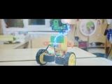 Конструирование робота Валли.  Непредсказуемая концовка:)