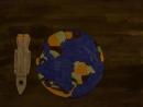 Гагарин . Первый в космосе. Мультфильм посвященный Дню Космонавтики 2014