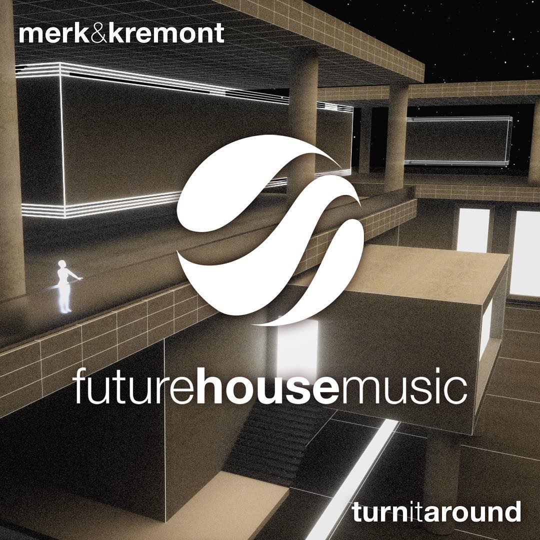 Merk & Kremont - Turn It Around (Original Mix)