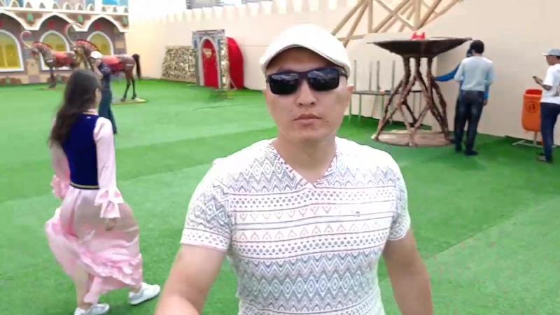 Астана. Көшпенділер ауылы 10-07-2017