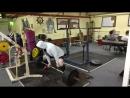 Становая тяга 240 кг!