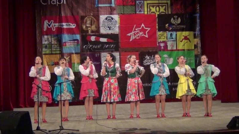 Анс. нар. песни «Разгуляй» - «На Кубани мы живём»