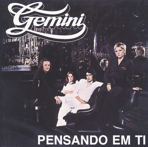 Gemini альбом Pensando Em Ti