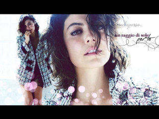 Alessandra Mastronardi of ChanelNeapolis make up collection by Lucia Pica