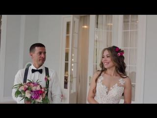 Свадебный клип Лилии и Романа