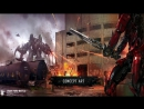 Transformers: The Last Knight   Creating Destruction - Inside the Packard Plant   Special Features - Bonus Disc