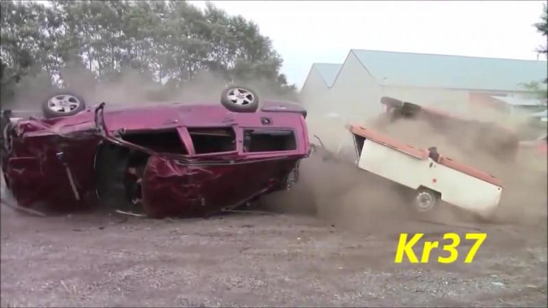 Неубиваемая Volvo 850 (Универсал) - всё разрубающее зубило!