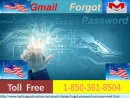 Is Gmail Forgot Password 1-850-361-8504 a quick heal for Gmail users?