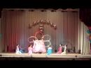 Выпускной . Танец цветов обрезанное