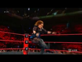 WWE.RAW.2017.10.30. Bayley vs. Nia Jax